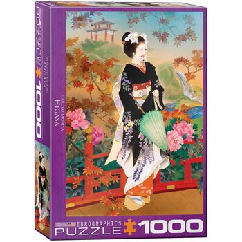 Higasa Jigsaw Puzzle, 1000 pieces