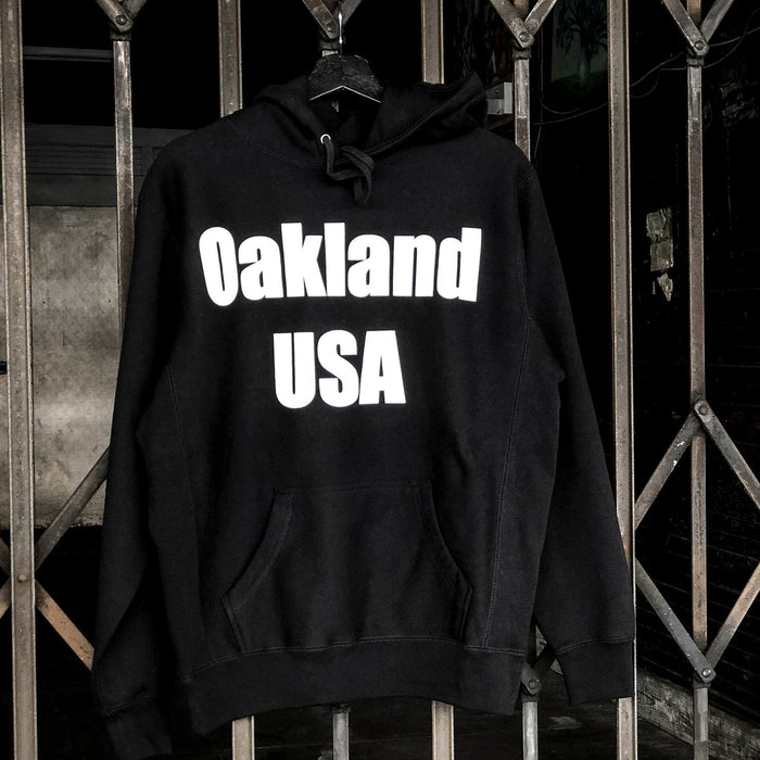 Oakland USA by DopeOnly Heavyweight Pullover