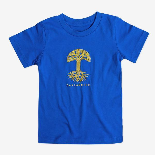 Toddler Oaklandish Classic Logo Tee