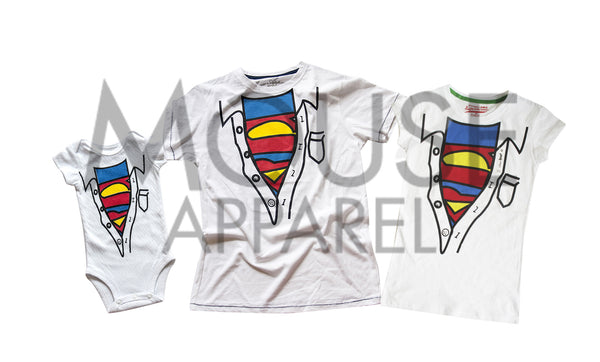 Playera Dama. Super