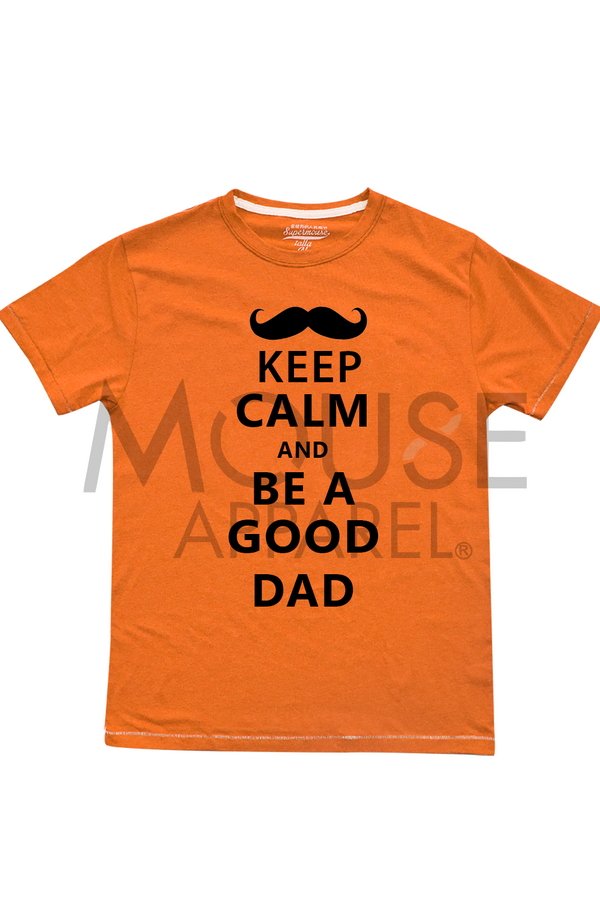 Playera caballero Keep Calm.
