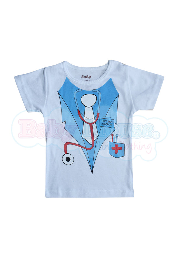 Playera Kids. Futuro doctor.