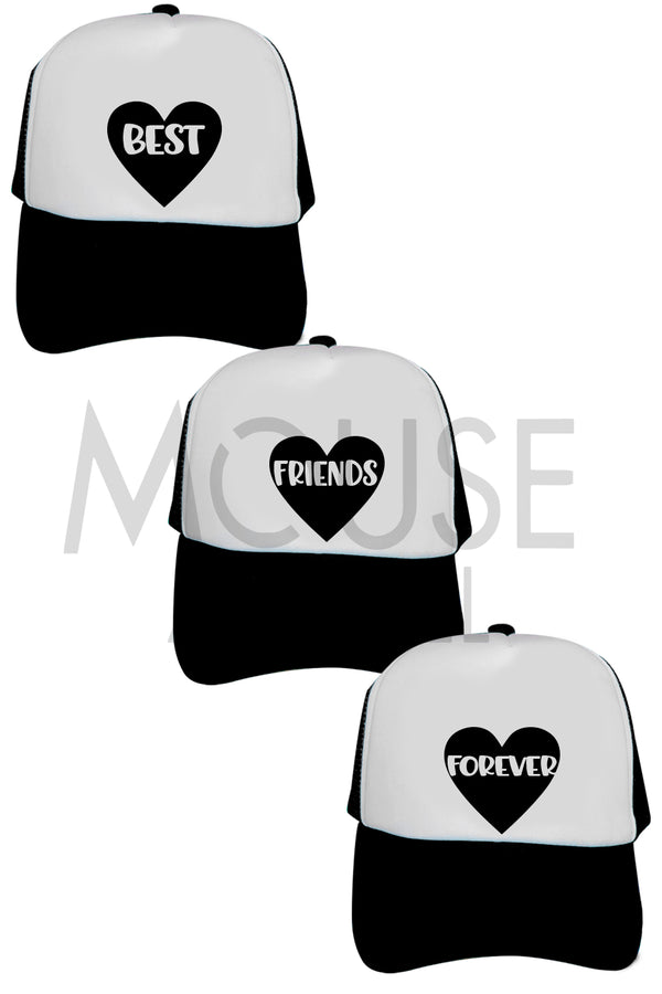 Trío Gorras . Best Friends Forever