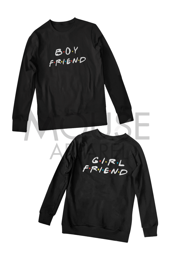 Sudadera dama. Girl Friend