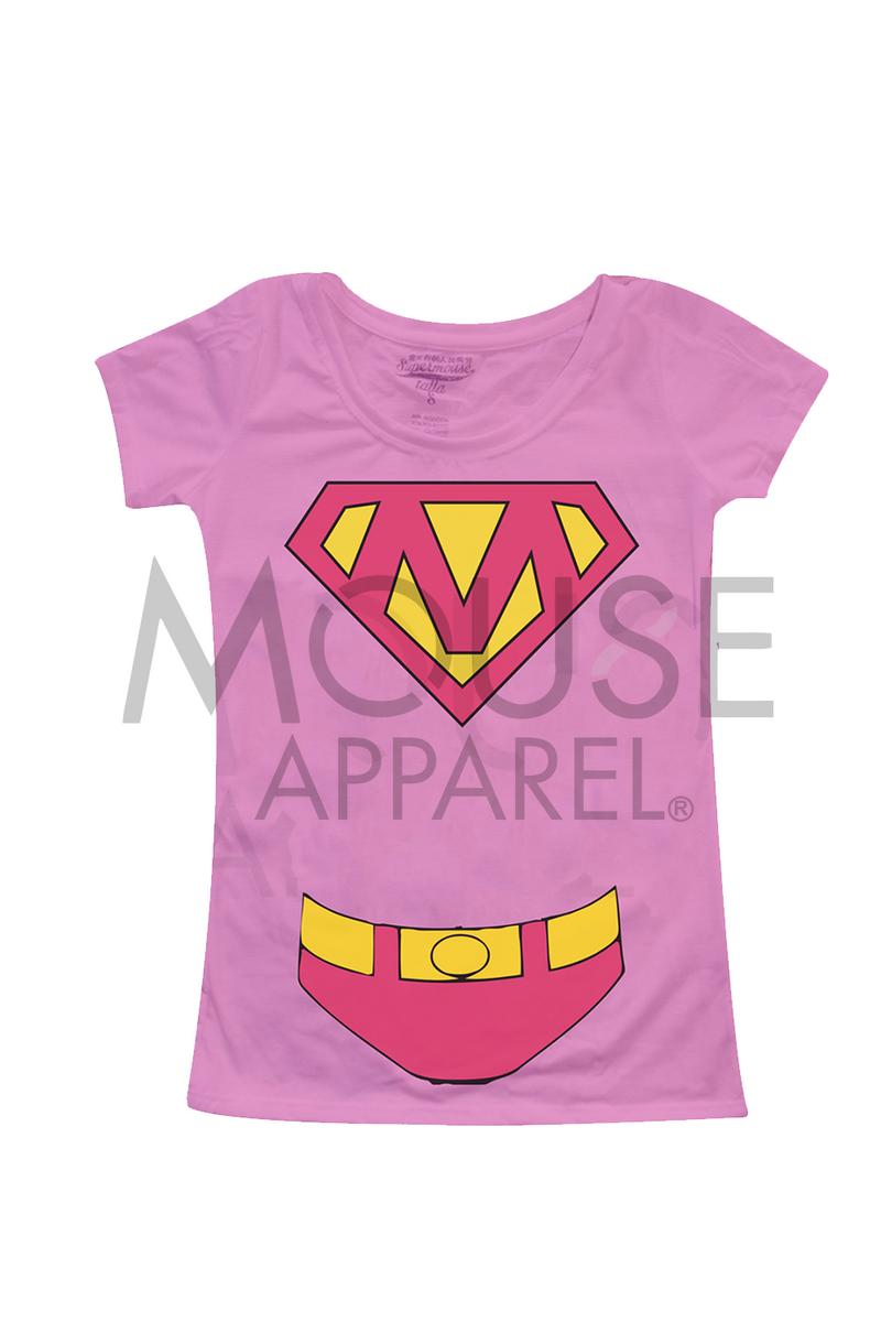 Playera . Super Mamá