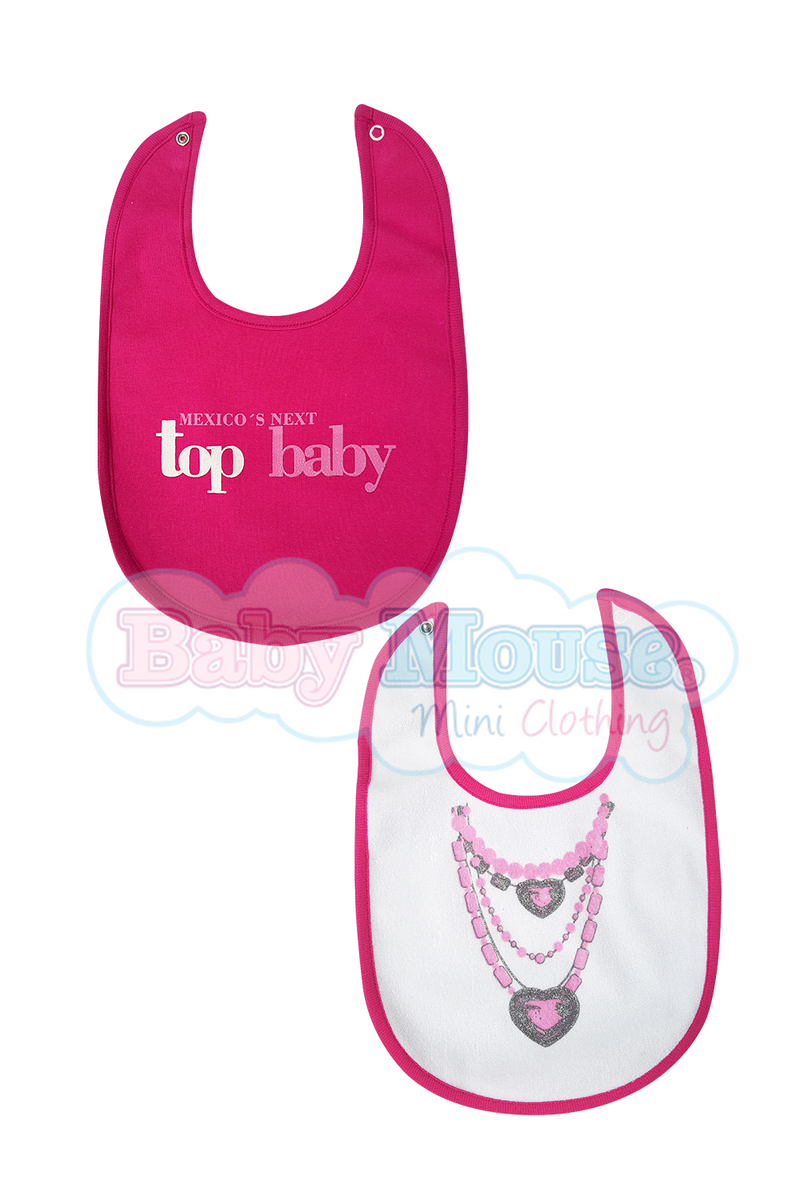 Babero Top baby/collar