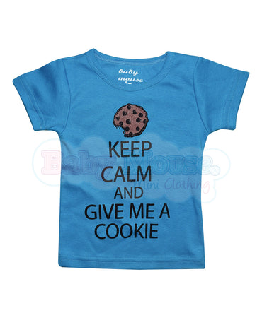 Playera Kids. Cookie.