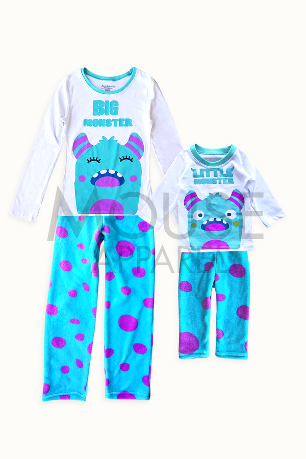 Pijama Baby. Little Monster