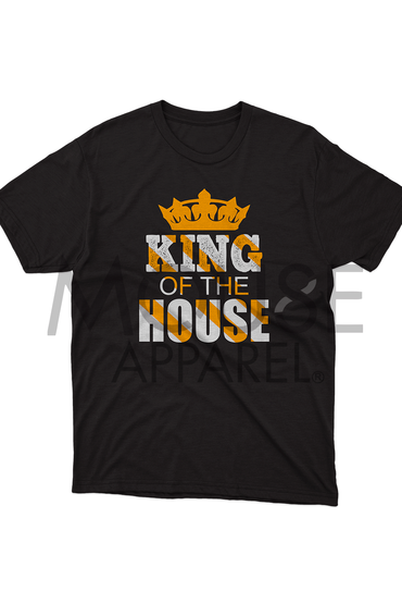 Playera Caballero. King of the House (PREVENTA)
