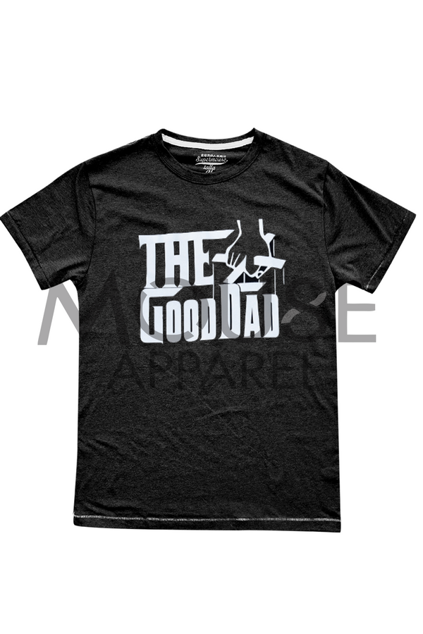 Playera paternidad. The Good Dad