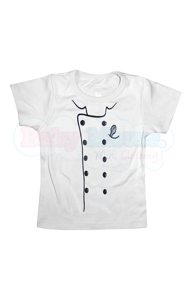 Playera kids. Chef