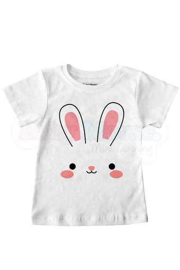 Playera Kids. Conejito