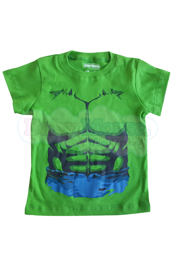 Playera Kids. Super Fuerte