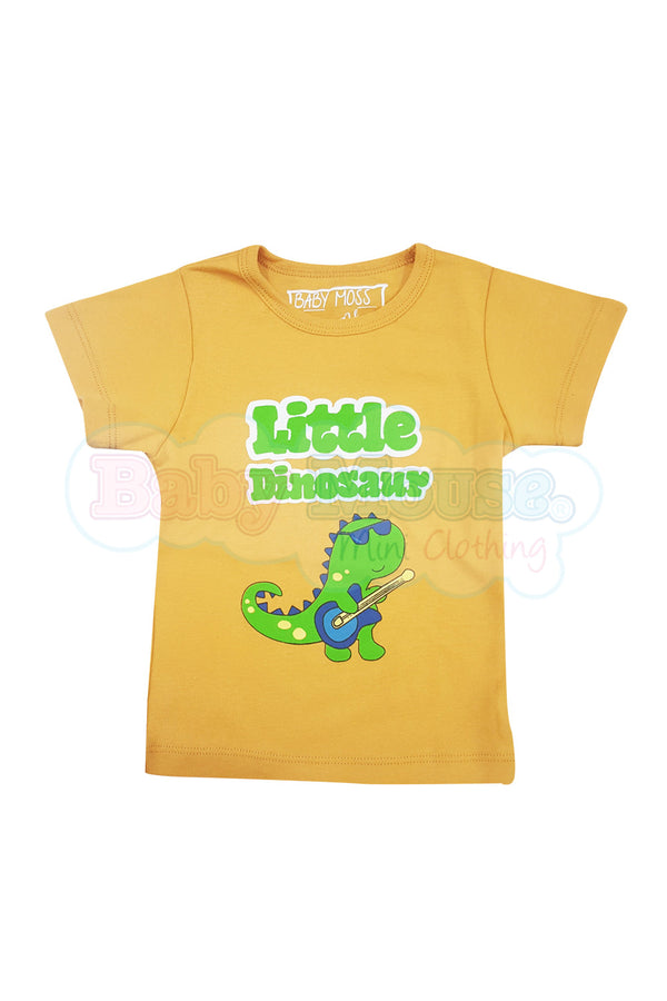 Playera Kids . Little Dinosaur