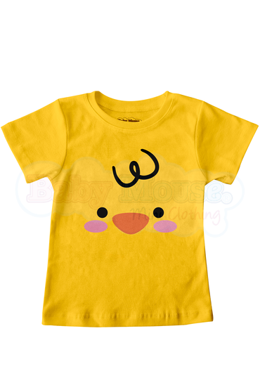 Playera Kids. Pollito