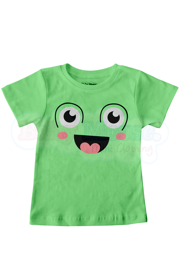 Playera Kids. Ranita
