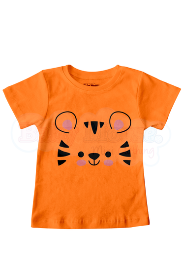 Playera Kids. Tigre