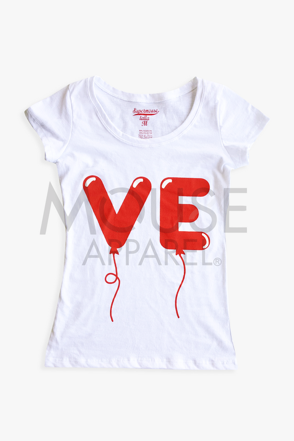 Playera dama. VE