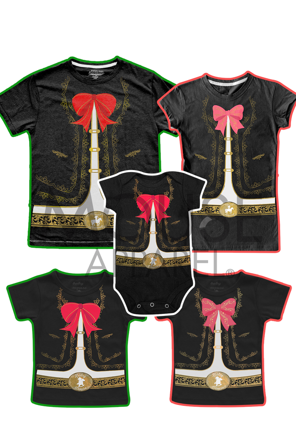 Playera Kids niño. Super Mariachi