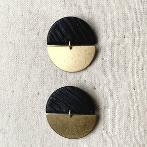 Tulu Textured Stud Earrings