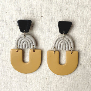 Jordan Drop Earrings