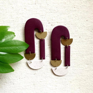 Akeyo Earrings - 2 colors