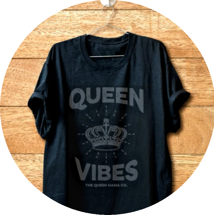 Queen Vibes T-Shirt