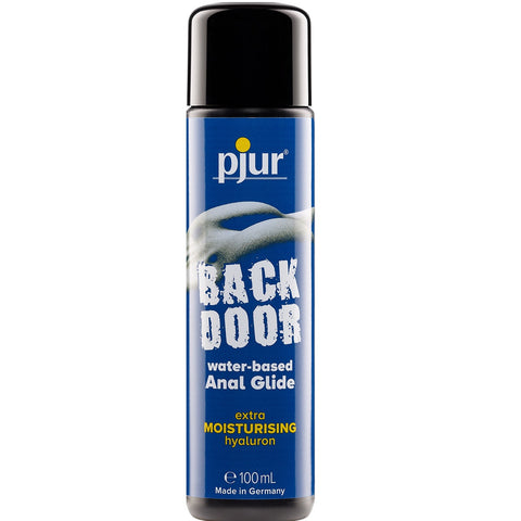 Backdoor Anal Lube