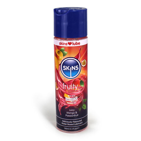 Mango and passionfruit sex lube