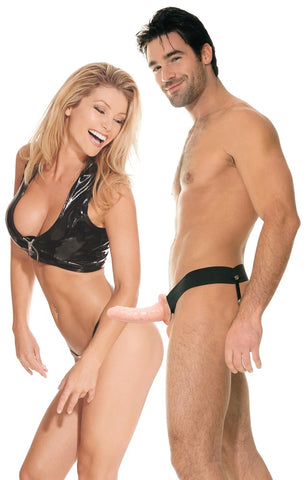 Couples strap on sex toy