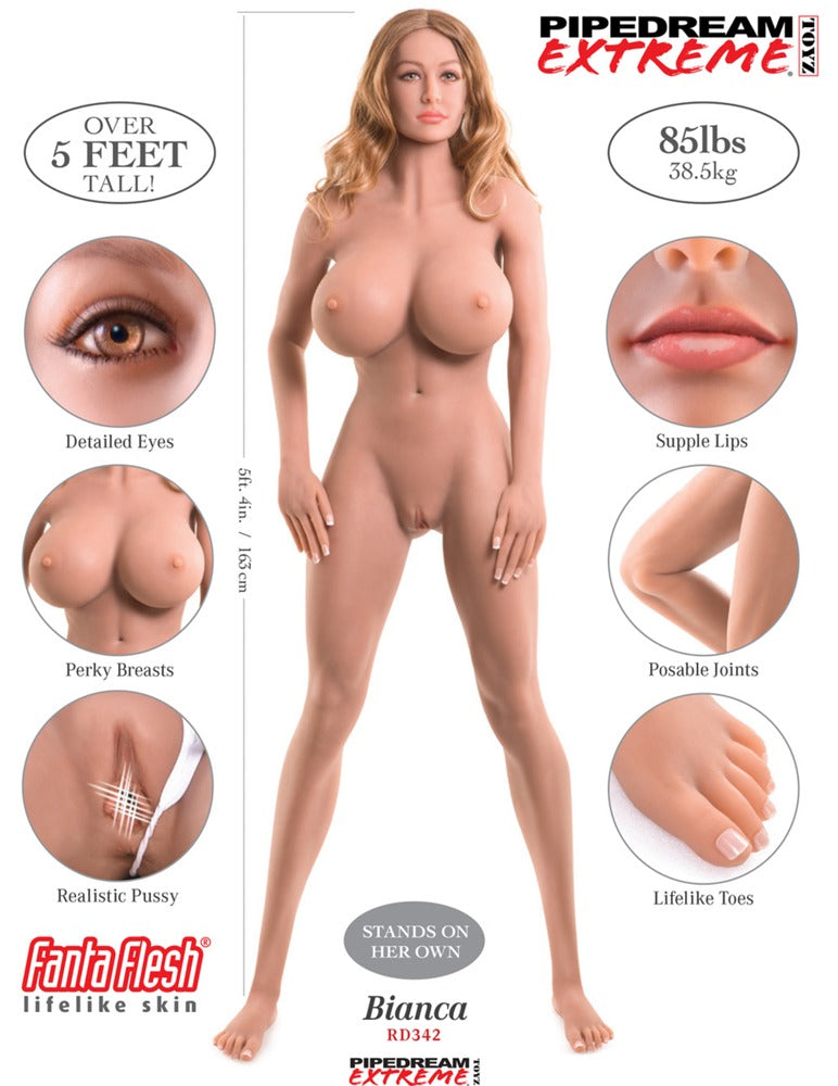 Ultimate Sex doll Bianca