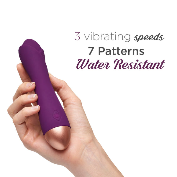 USB rechargeable vibrator