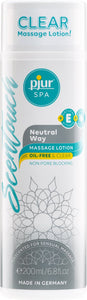 Pjur oil free massage lotion