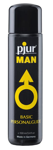 Pjur silicone sex lube