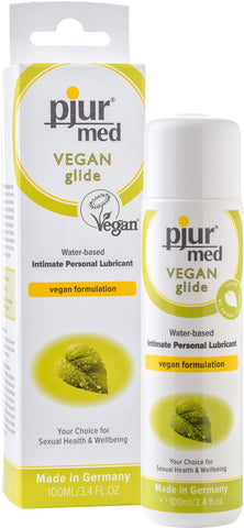 Pjur med vegan sex lube