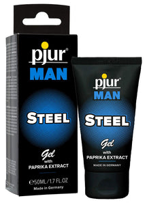 Pjur harder erection cream