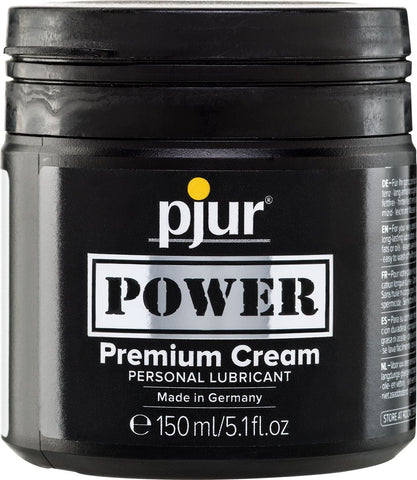 Pjur power fisting cream lubricant