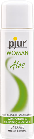 Pjur woman aloe sex lubricant