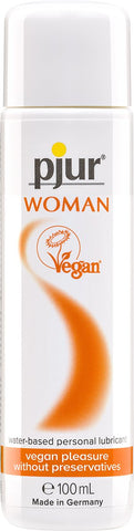 Pjur woman vegan sex lubricant