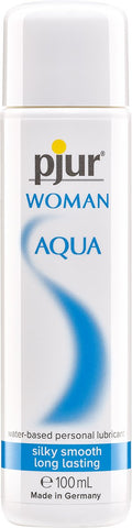 Pjur woman aqua sex lube