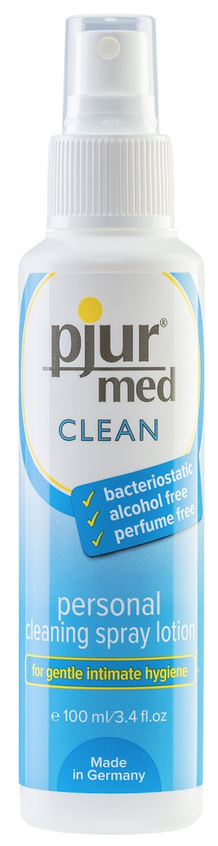 Pjur cleaner for your genitals