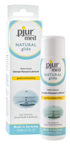 Pjur natural sex lube