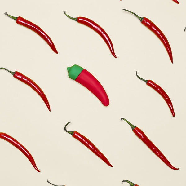 Chili Pepper Emojibator