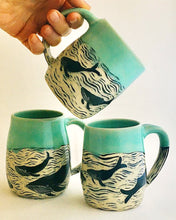 Load image into Gallery viewer, Made-to-Order Mug: Humpback Whales