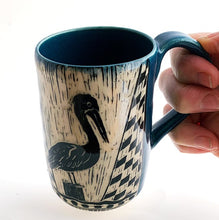 Load image into Gallery viewer, Mug - Otter and Pelican