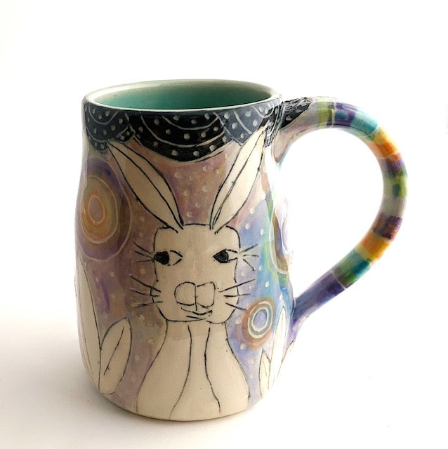 Mug - Bunny Love and Color Pops