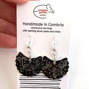 Earrings - Graphic Dangle #2