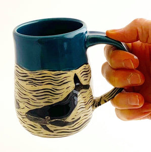 Made-to-Order Mug: Humpback Whales
