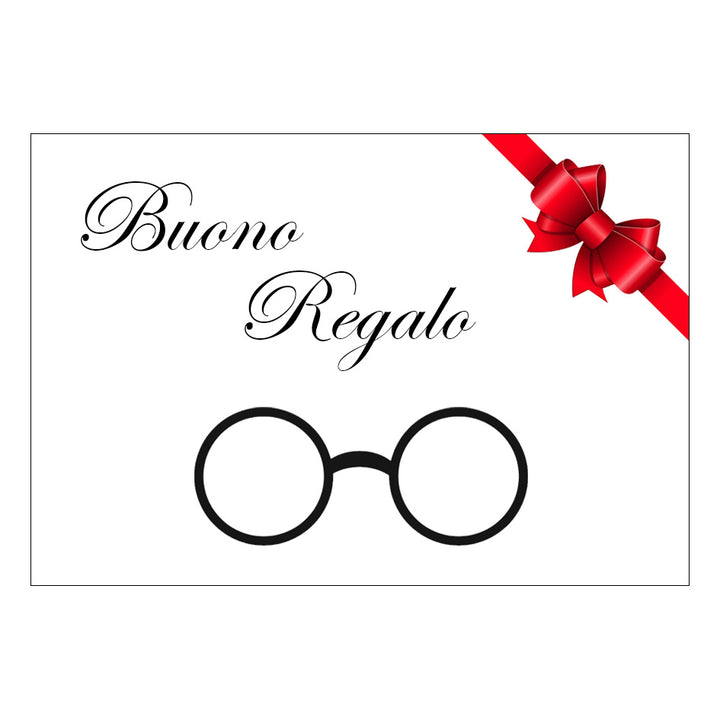 Buono Regalo - Digitale
