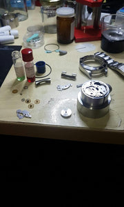 Watch Repair, Service & Mod (Simple)